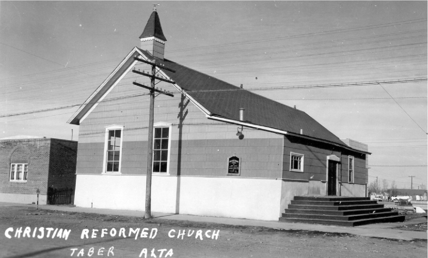 Church first